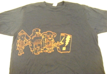 T Shirt Bethesda Shop 2014