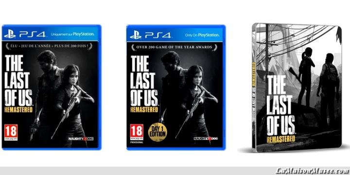 Precommande The Last of Us PS4