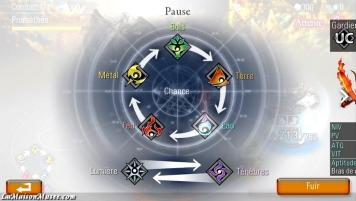Faiblesse Destiny Spirits PSVita
