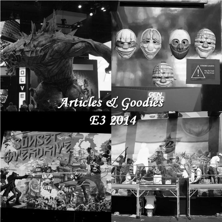 E3 2014 Goodies