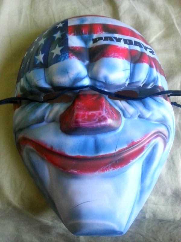 PayDay Accessoire Collector