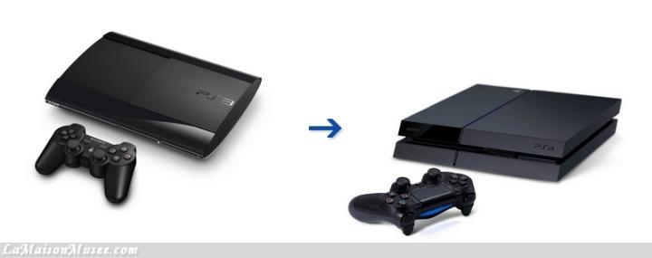 E3 Jeux PS3 PS4