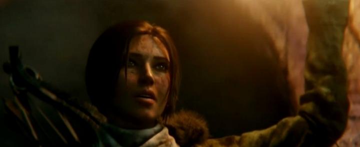Rise of Tomb Raider Gameplay E3