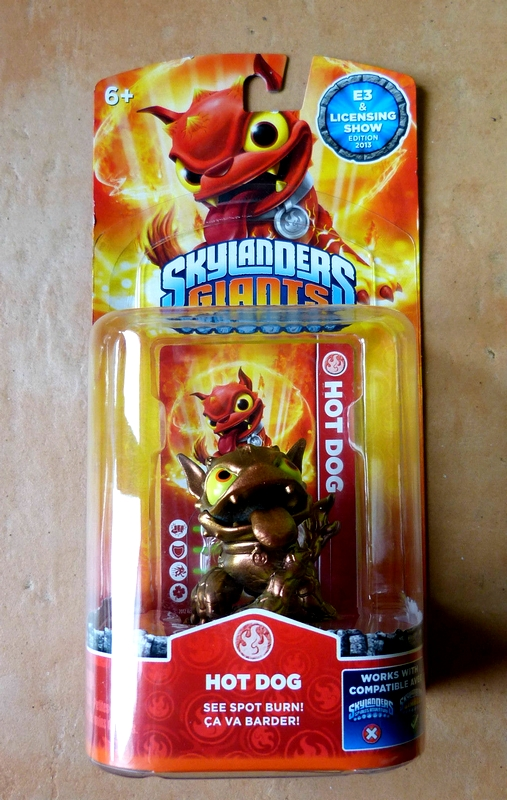 Catalogue Skylanders Rares