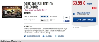 Bon Plan Collector Dark Souls