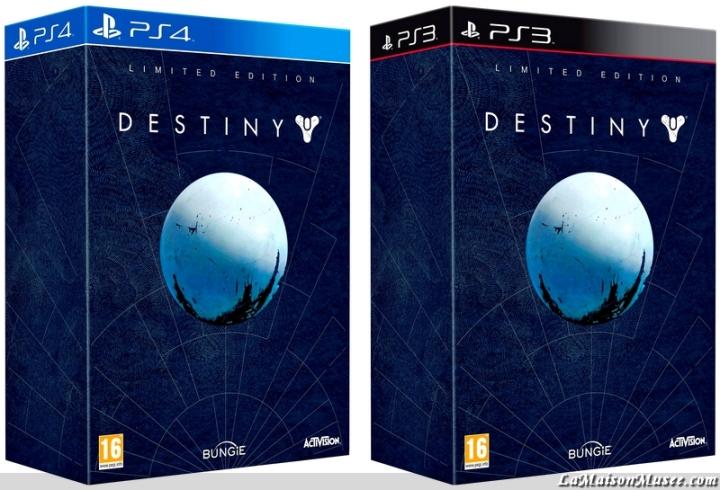 Video Deballage Destiny PlayStation