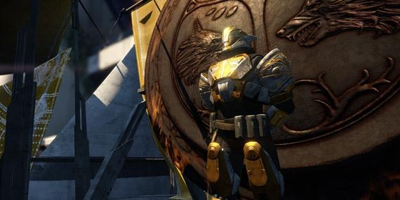 La Bannière de Fer est un événement détourné pour essayer le multijoueur de Destiny !