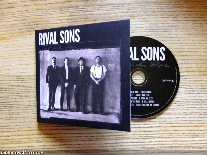 Lyrics Great Western Valkyrie Rival Sons