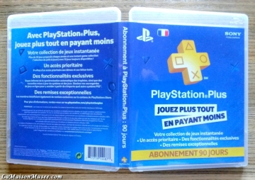 Remplacer Boitier Blu Ray PS3