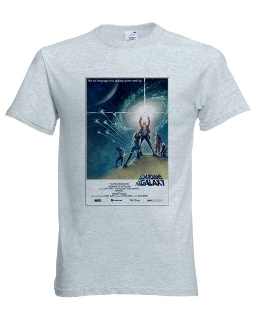 T Shirt Gardians of the Galaxy Officiel