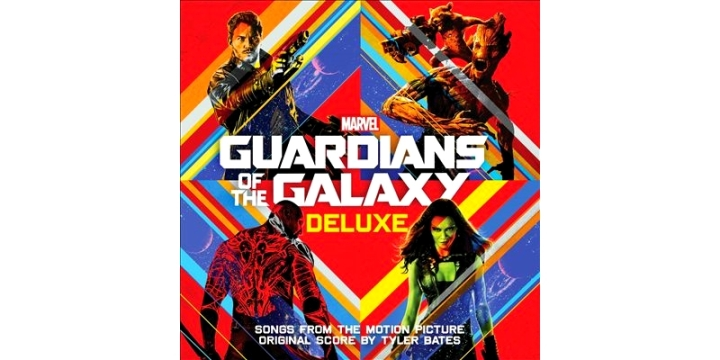 Enny Joo Design Guardians of the Galaxy OST
