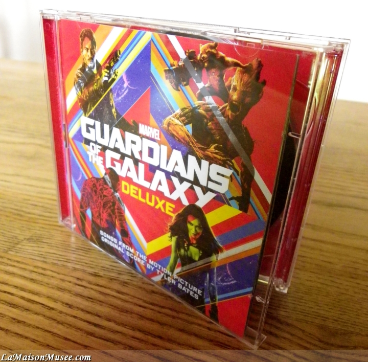 Guardians of the Galaxy Deluxe Music