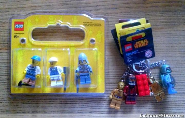 Minifigure LEGO Store