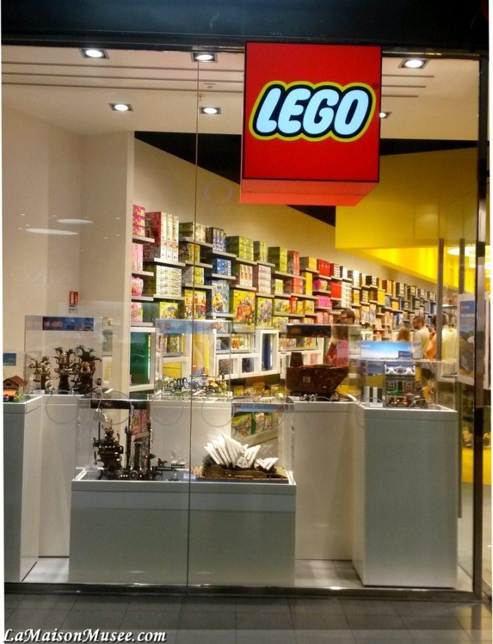 LEGO Store France
