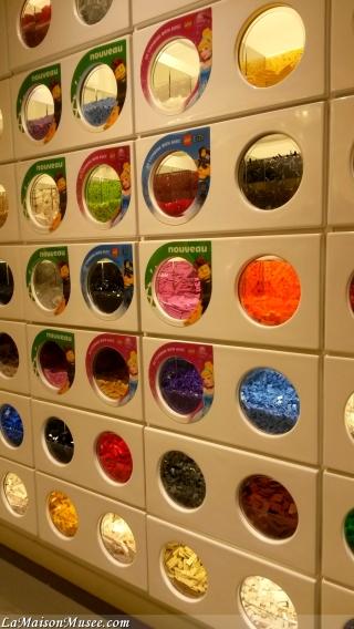 Mur LEGO Store