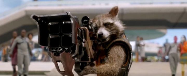 Raccoon Guardians of the Galaxy Pictures Movie