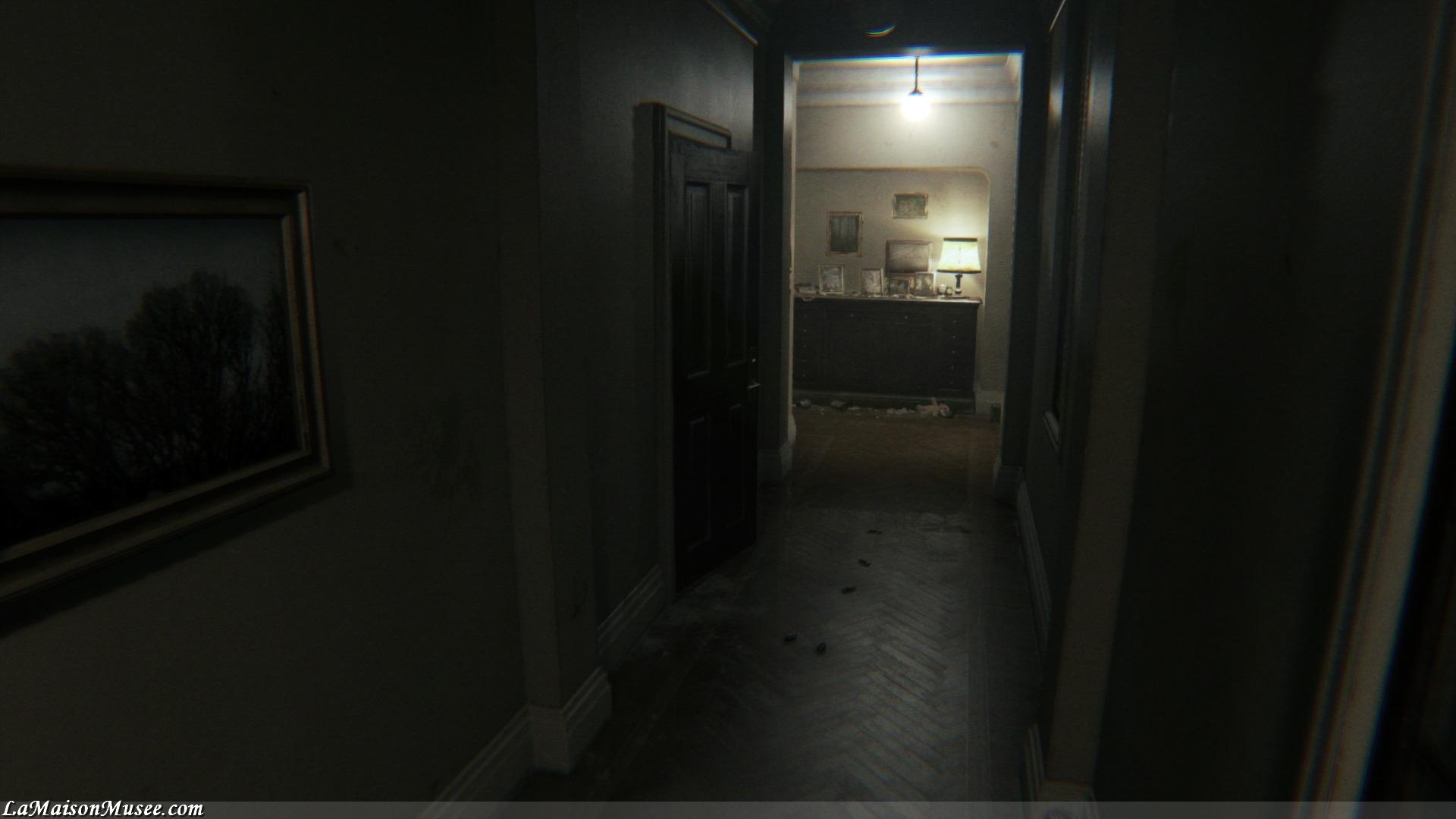 Aper U Et Demo P T L Horreur Silent Hill Sign E Hideo