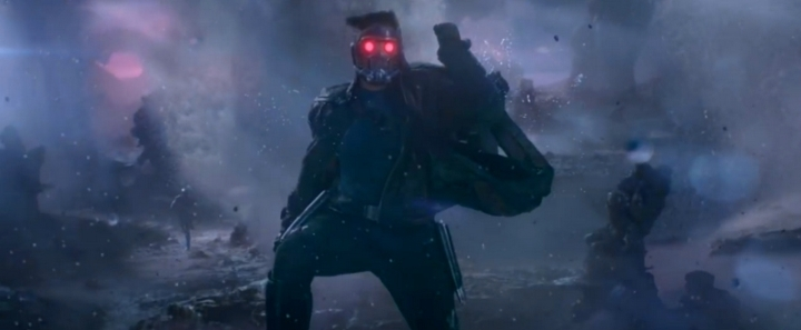 Star Lord Masque