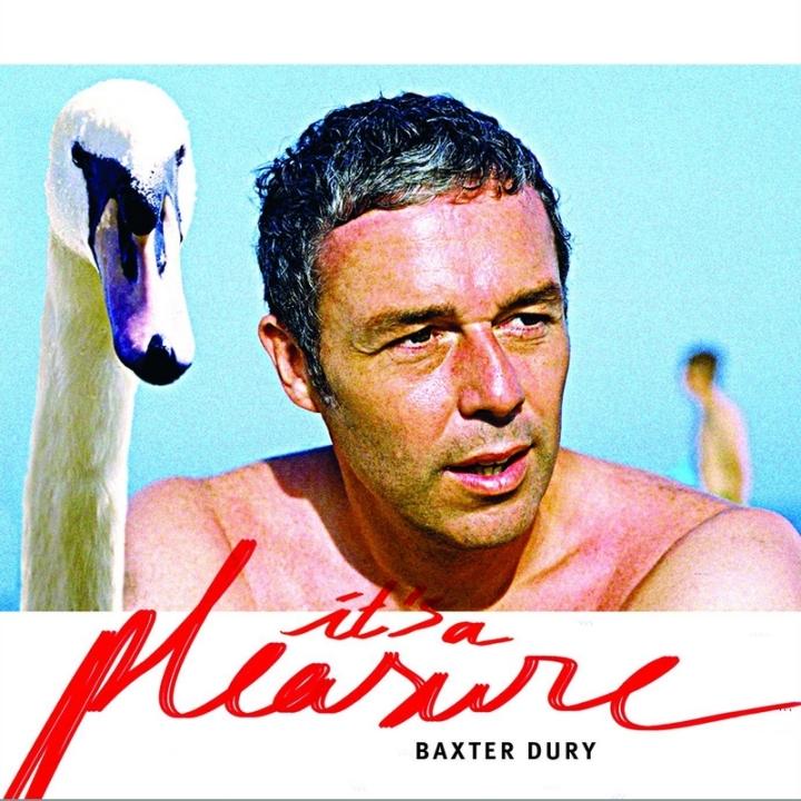 Jaquette CD Baxter Dury