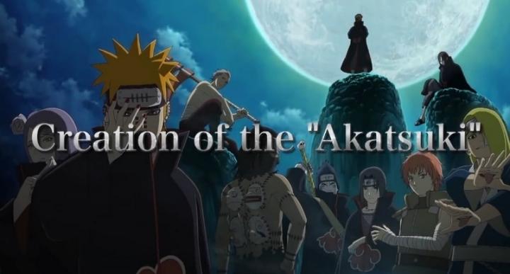 Histoire Akatsuki Naruto PS3