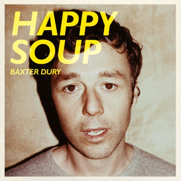 Tracks Baxter Dury Happy Soup