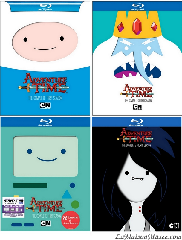 Adventure Time Minismalism Cover