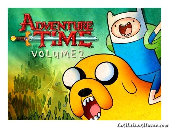 Saison 2 Adventure Time Images