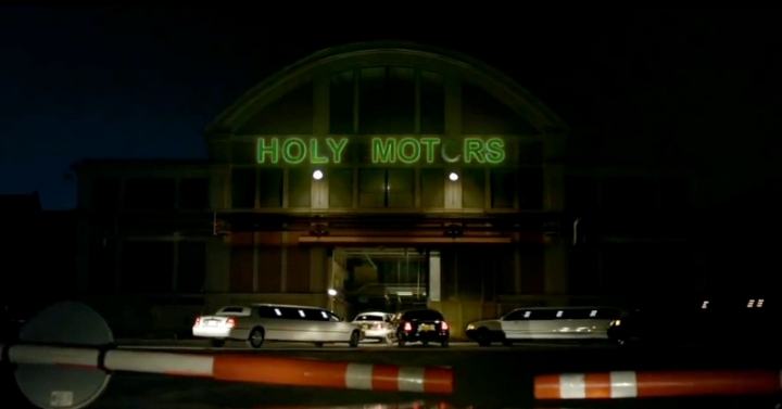 Holy Motors Arte Replay