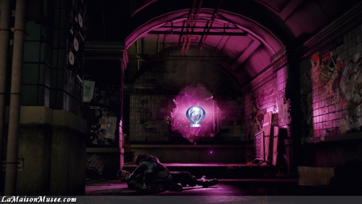 inFamous First Light Histoire