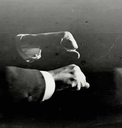 Etienne Marey Leos Carax Sens