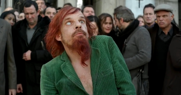 M Merde Denis Lavant Holy Motors