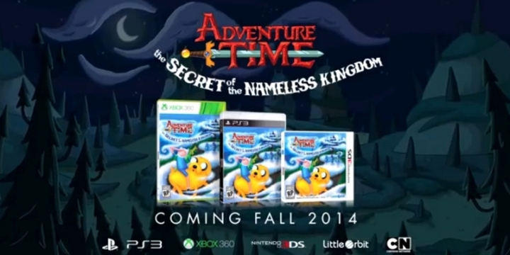 Bandai Namco Forward Game Adventure Time