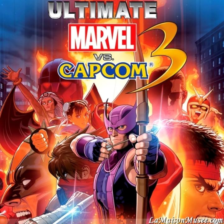 Jill DLC UM Vs Capcom 3