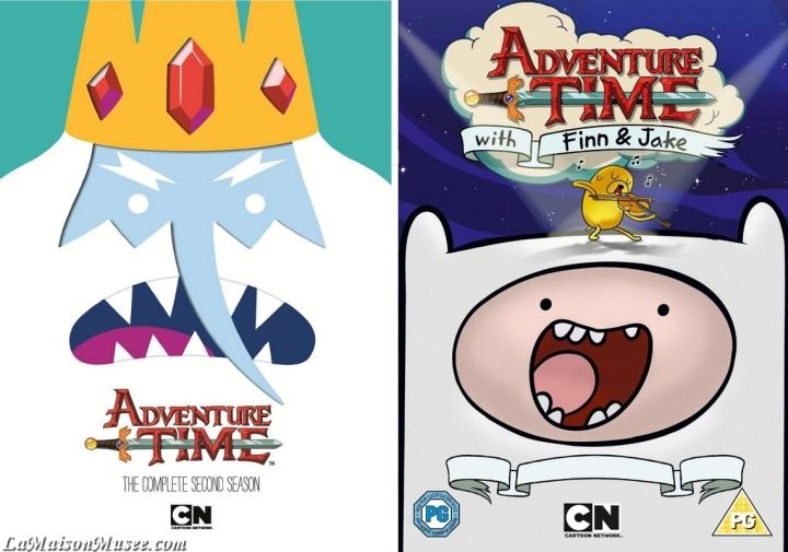 DVD Adventure Time Fr HD
