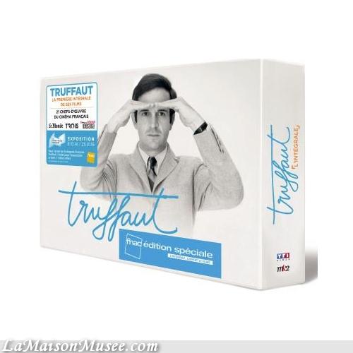 DVD Integrale Truffaut