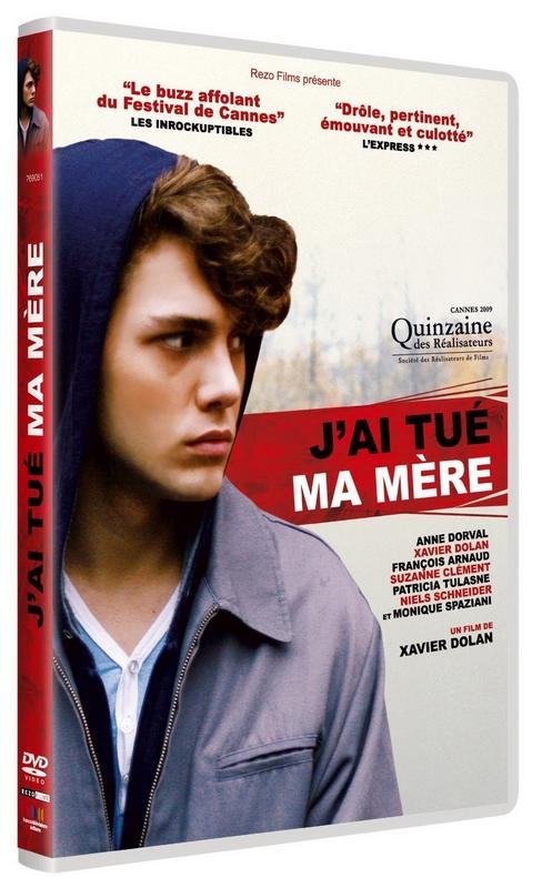 Jaquette Films Xavier Dolan