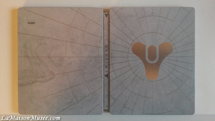 Boitier collector Destiny PS4