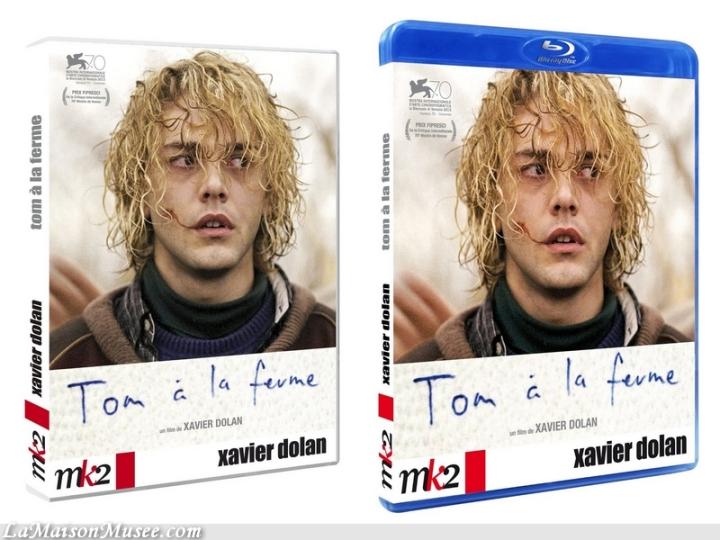 Tom à la ferme est sorti le 1er Octobre 2014 en DVD et Blu-Ray pour 20€. C'est-à-dire le tarif du coffret N°1 et quasi le prix du second.