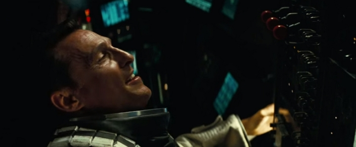 Analyse Interstellar Christopher Nolan