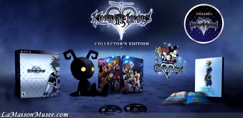 LE TOPIC DES SOLDES D'HIVER 2016 - Page 32 Edition-collector-ps3-kingdom-hearts-hd-remix