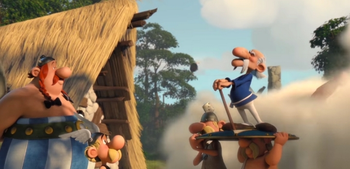 Film Animation Alexandre Astier Asterix