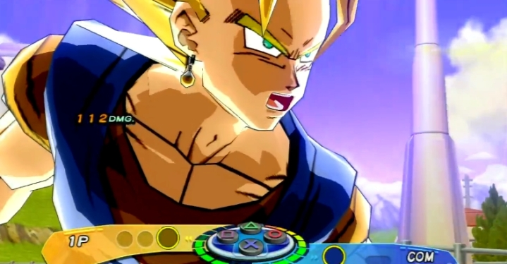 Budokai HD Collection Blog Test