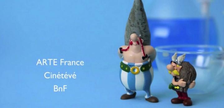 Documentaire Asterix Avis ARTE