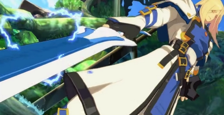 Sortie Guilty Gear Xrd