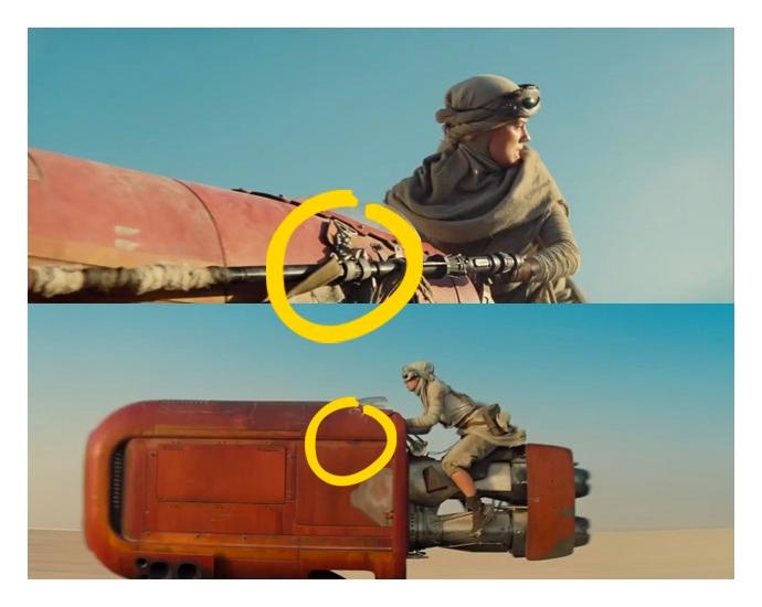 Critique trailer Star Wars