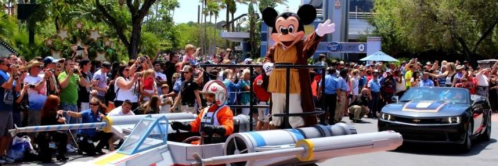 Disney Clins d'oeil Star Wars