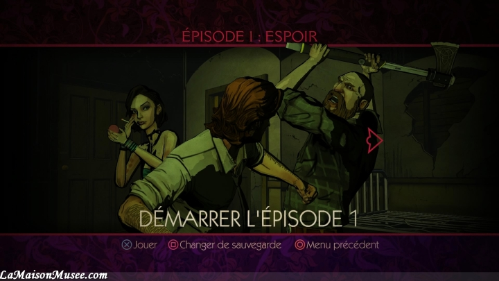 Duree de vie Wolf Among Us