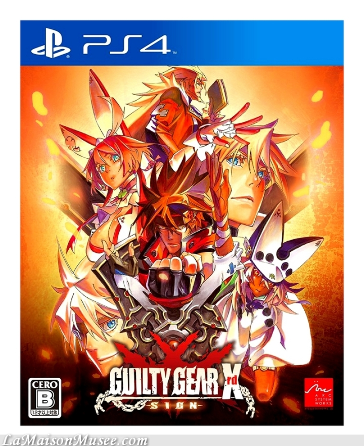 Guilty Gear Xrd Date France