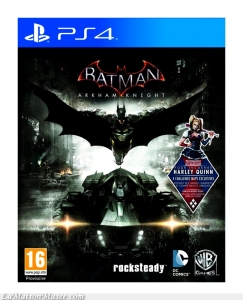 Arkham Knight Preview Blog PS4