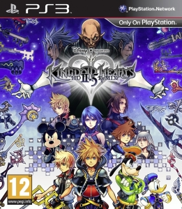 Packshot Kingdom Hearts HD 2.5 ReMIX